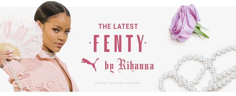 The latest Fenty Puma by Rihanna