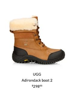 UGG - Adirondack boot 2