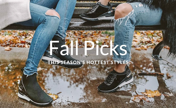 Fall Picks - This season's hottest styles
