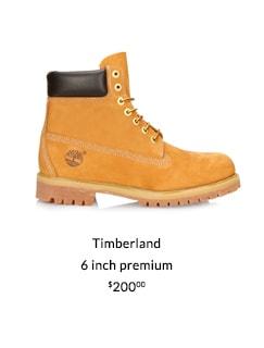 Timberland - 6 inch premium