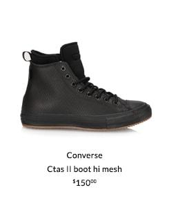 Converse - Ctas 2 boot hi mesh