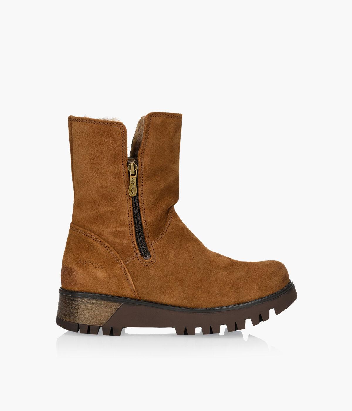 ARTICA 6151402 - Suede   Browns Shoes