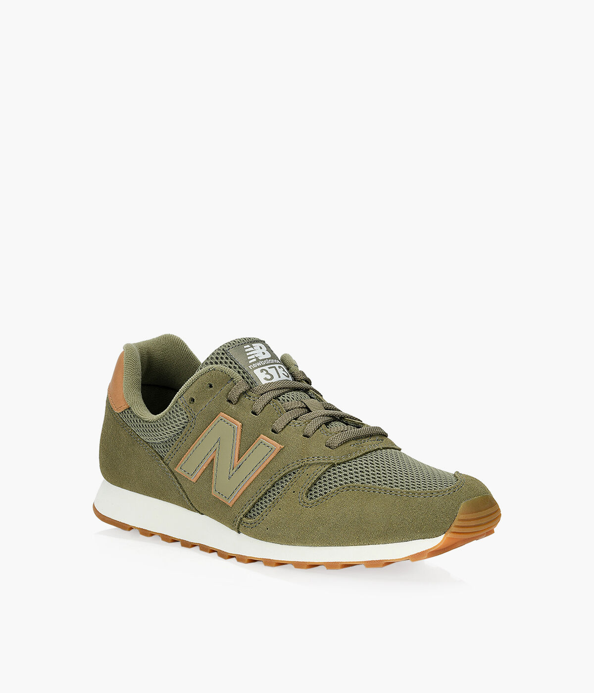 NEW BALANCE ML373 - Suede   Browns Shoes