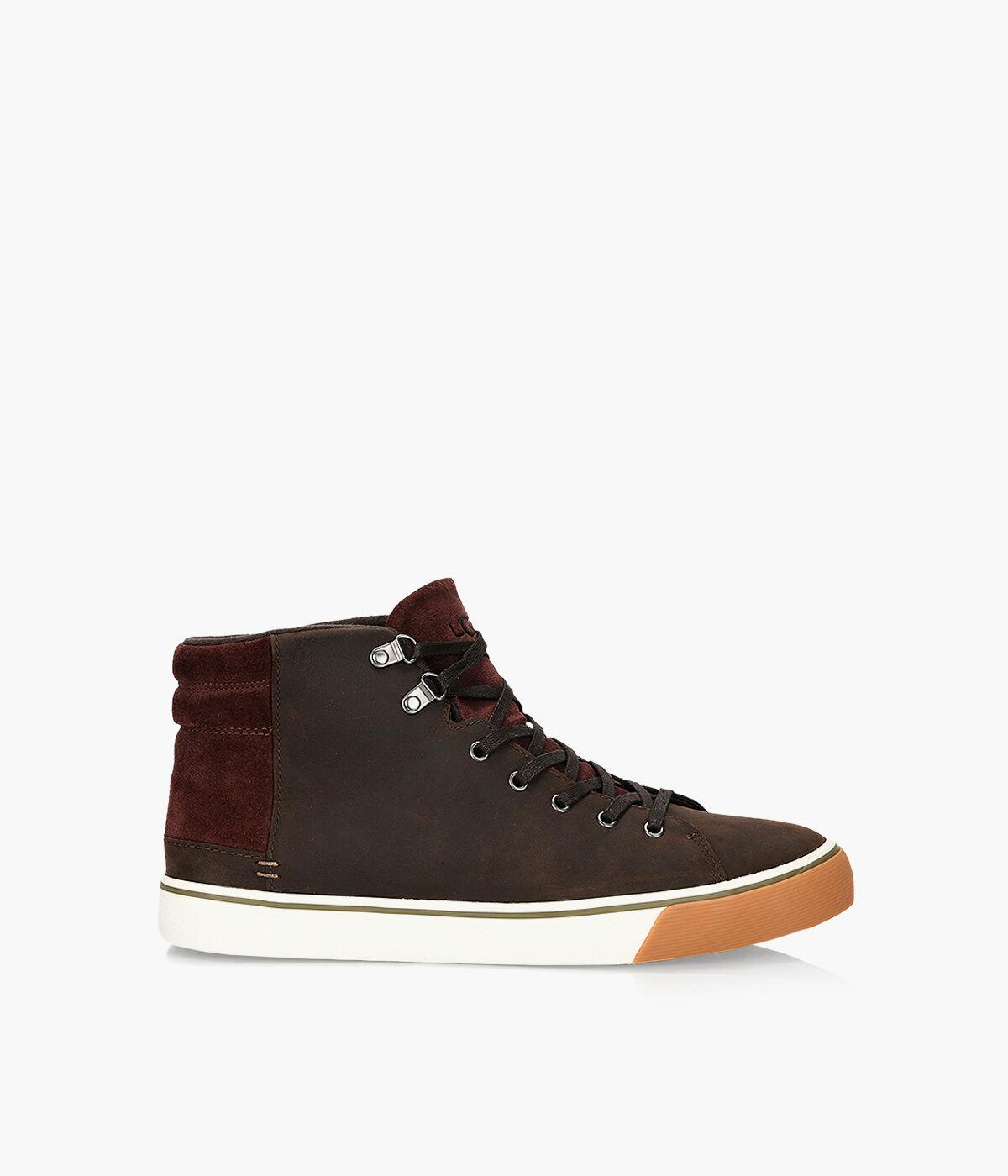 UGG HOYT II WP - Brown Leather   Browns