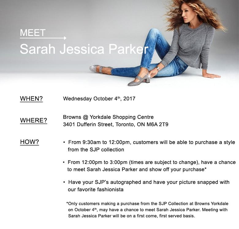 Sarah Jessica Parker Brand Logo