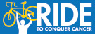 Ride To Conquer Cancer® - LOGO