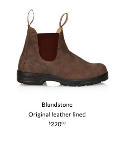 Blundtone - Original leather lined