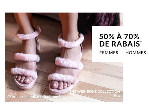 50 - 70% OFF* - Shop Now
